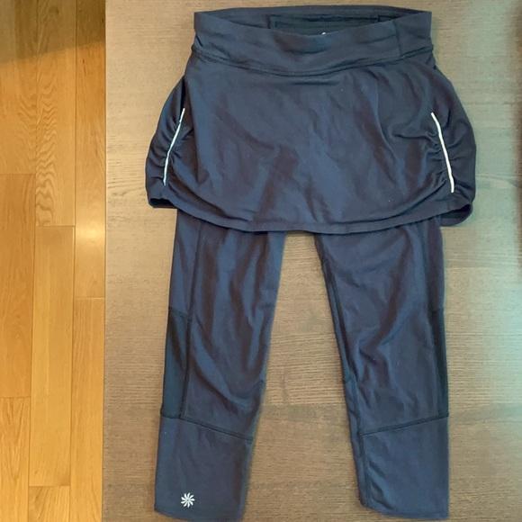 GUC Athleta Skirt/Capri combo